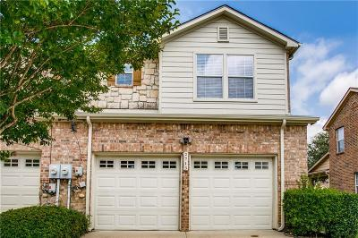 Grand Prairie Townhouse For Sale: 2713 Olympic Park Drive