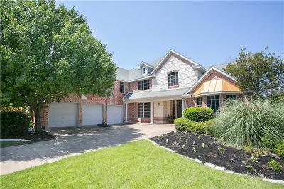 Rockwall, Rowlett, Heath, Royse City Single Family Home For Sale: 9202 Waterview Parkway
