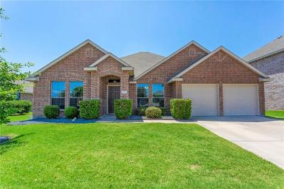 Prosper Single Family Home For Sale: 1050 Canterbury Drive