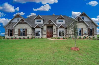 Grayson County Single Family Home For Sale: 487 Coyote Creek Drive