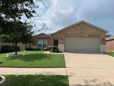 Frisco Single Family Home For Sale: 1166 Carrington Greens Drive