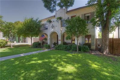 Fort Worth Single Family Home For Sale: 3710 W 6th
