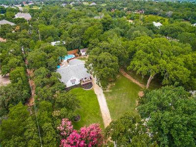 Southlake Single Family Home For Sale: 2545 Johnson Road