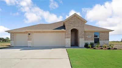Forney Single Family Home For Sale: 448 Bonham Drive