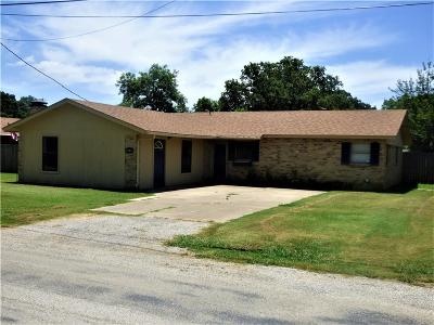 Eastland TX Single Family Home For Sale: $120,000