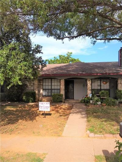 Euless Residential Lease For Lease: 2905 Gray Oak Drive