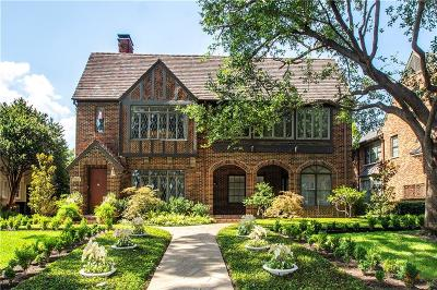 Highland Park Residential Lease For Lease: 4432 Westway Avenue