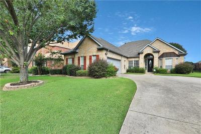 Rockwall, Rowlett, Heath, Royse City Single Family Home For Sale: 9901 Waterview Parkway