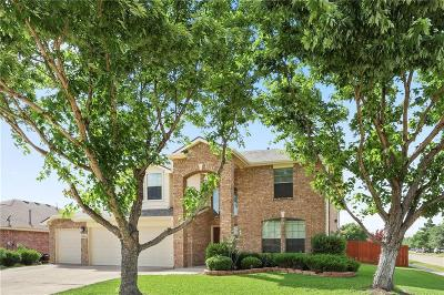 Grand Prairie Single Family Home For Sale: 2804 Oak Crest Drive