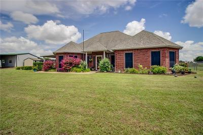 Waxahachie Single Family Home Active Option Contract: 124 Newt Lane