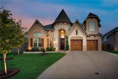 Single Family Home Active Option Contract: 4008 Alpine Rose Court