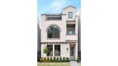 Plano Single Family Home For Sale: 6116 Preserve Drive