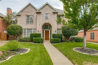 Grapevine Single Family Home For Sale: 2715 Indian Oak Drive