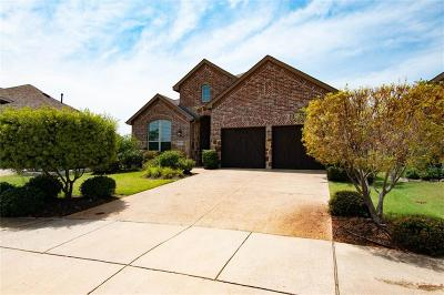 Wylie Single Family Home For Sale: 1836 Fountain Vista View