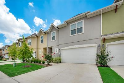 Irving Townhouse For Sale: 4137 Nia Drive