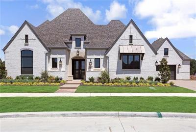 Prosper Single Family Home For Sale: 4450 Mill Branch Dr