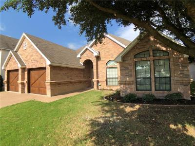 Benbrook Single Family Home For Sale: 7416 Rolling Hills Drive