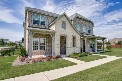 Frisco Townhouse Active Option Contract: 3903 Cotton Gin Road