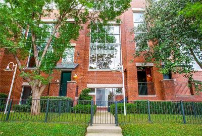 Oak Lawn Condo For Sale: 4227 Rawlins Street #5
