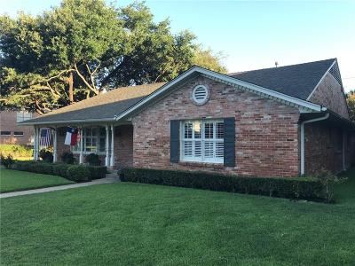 Dallas County, Denton County, Collin County, Cooke County, Grayson County, Jack County, Johnson County, Palo Pinto County, Parker County, Tarrant County, Wise County Single Family Home For Sale: 7403 Marquette Street