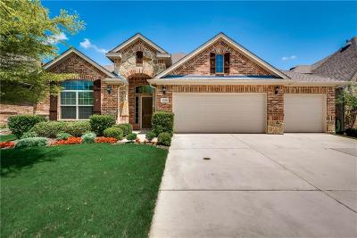 Melissa Single Family Home Active Option Contract: 3210 Pilgrim Drive