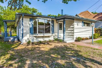 Cooke County Single Family Home For Sale: 1122 N Weaver Street