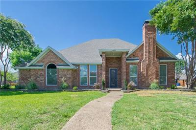 Rowlett Single Family Home For Sale: 8405 Portsmouth Drive