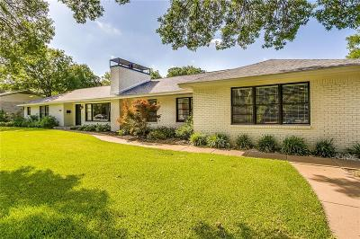 Fort Worth Single Family Home For Sale: 6745 Fortune Road