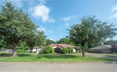Benbrook Single Family Home For Sale: 24 Mont Del Drive