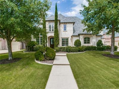 Coppell Single Family Home For Sale: 607 Prestwick Court