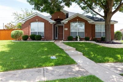Allen Single Family Home For Sale: 1001 Draycot Court