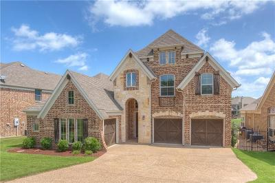 Dallas County, Denton County, Collin County, Cooke County, Grayson County, Jack County, Johnson County, Palo Pinto County, Parker County, Tarrant County, Wise County Single Family Home For Sale: 2817 Fountain View Boulevard
