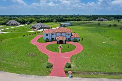 Royse City, Union Valley Single Family Home For Sale: 754 Horseshoe Bend