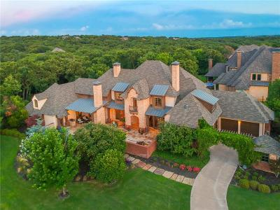 Flower Mound Single Family Home Active Option Contract: 3516 Chimney Rock Drive