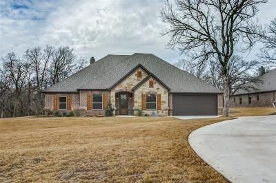 Springtown Single Family Home For Sale: 8727 Old Springtown Road