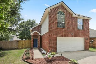 Flower Mound Single Family Home Active Option Contract: 4133 1 Place Lane