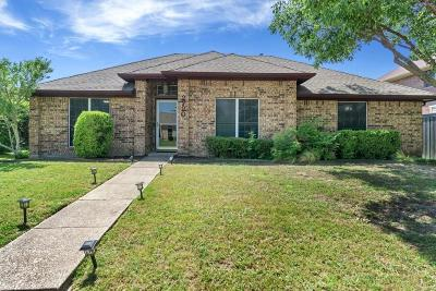 Mesquite Single Family Home For Sale: 2720 Creek Crossing Road
