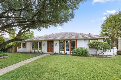 Dallas County Single Family Home For Sale: 9684 Fallbrook Drive