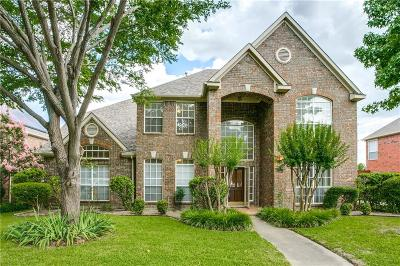 Plano Single Family Home For Sale: 4312 Bragg Place