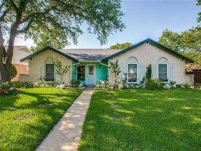 Richardson Single Family Home For Sale: 2129 Sunrise Trail