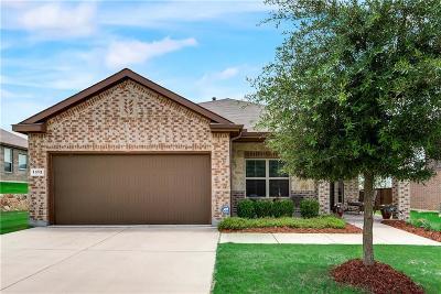 Azle Single Family Home For Sale: 1312 Glenwood Drive
