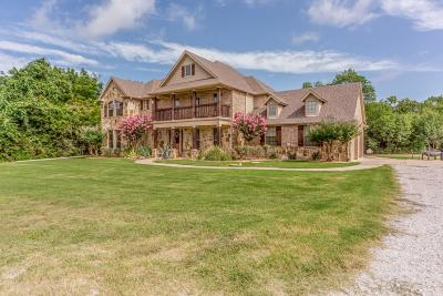 Archer County, Baylor County, Clay County, Jack County, Throckmorton County, Wichita County, Wise County Single Family Home For Sale: 506 County Road 4270
