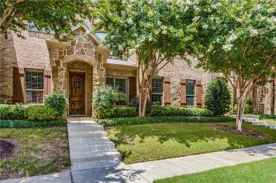 Plano Townhouse For Sale: 8621 Naomi Street