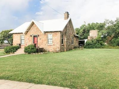 Mills County Single Family Home For Sale: 1305 N Parker Street N