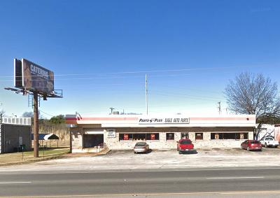 Granbury Commercial For Sale: 2102 E Us Highway 377