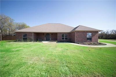Archer County, Baylor County, Clay County, Jack County, Throckmorton County, Wichita County, Wise County Single Family Home Active Option Contract: 727 Segundo Drive