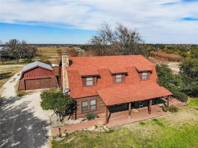 Palo Pinto County Single Family Home Active Option Contract: 811 Marsden Road
