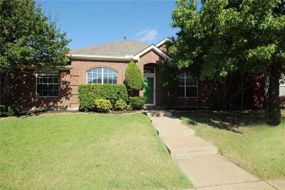 Allen Single Family Home For Sale: 307 Trailwood Drive