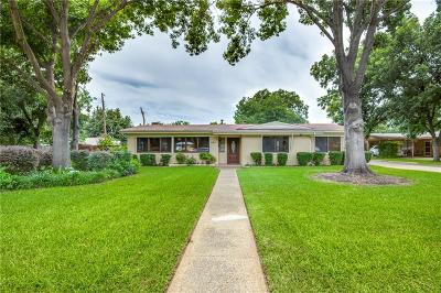 Irving Single Family Home For Sale: 143 W Ireland Drive