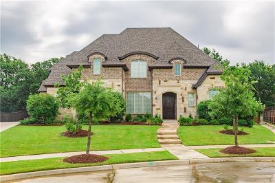 Keller Single Family Home For Sale: 1201 Hibiscus Drive